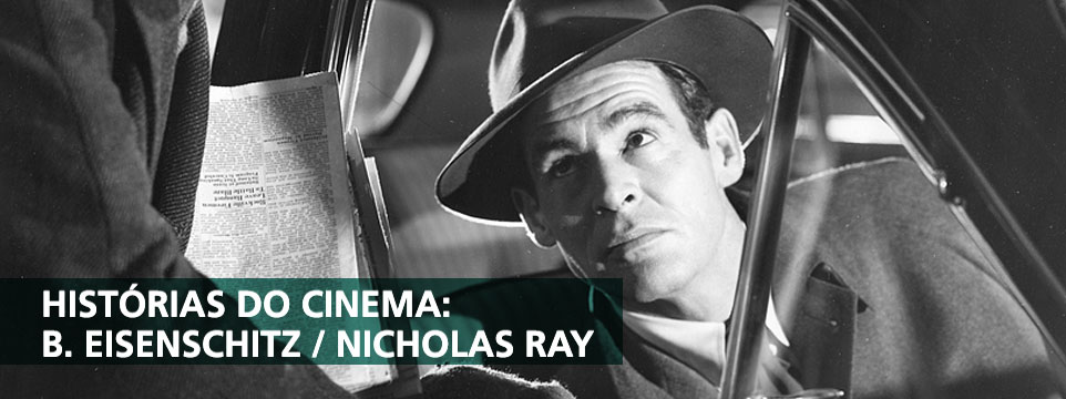 histórias do cinema: eisenschitz e ray