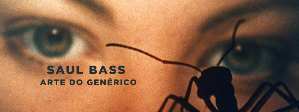 Saul Bass, Arte do Genérico