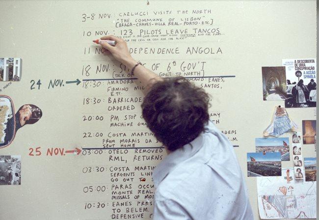 Retrospetiva Alberto Seixas Santos decorre entre 21 e 30 de março